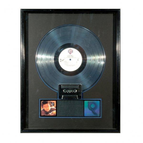 "168: Al B. Sure! ""In Effect Mode"" Platinum Record"