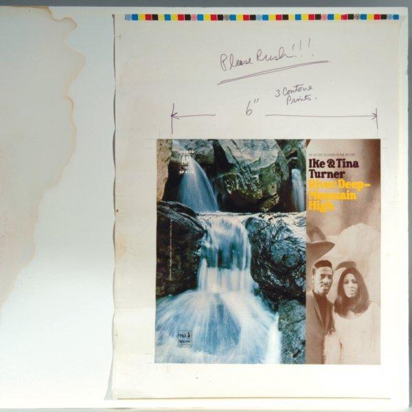 326: Ike and Tina Turner Posters & Memorabilia