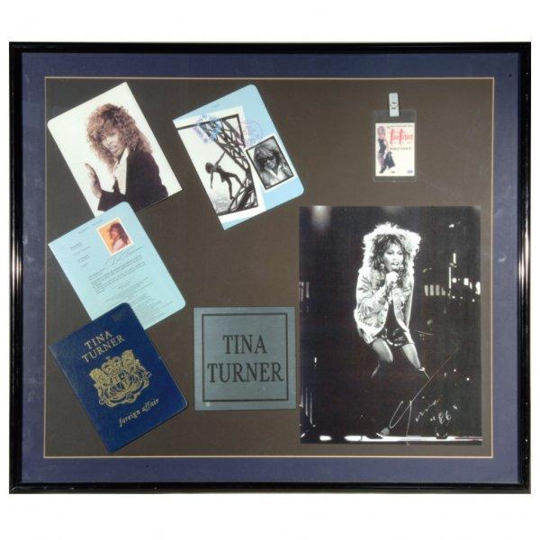 326: Ike and Tina Turner Posters & Memorabilia - 3