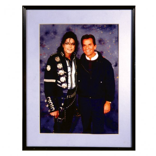 533: Michael Jackson Signed letter to Dick Clark - 3