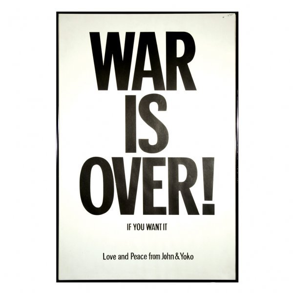770: War is Over! Poster