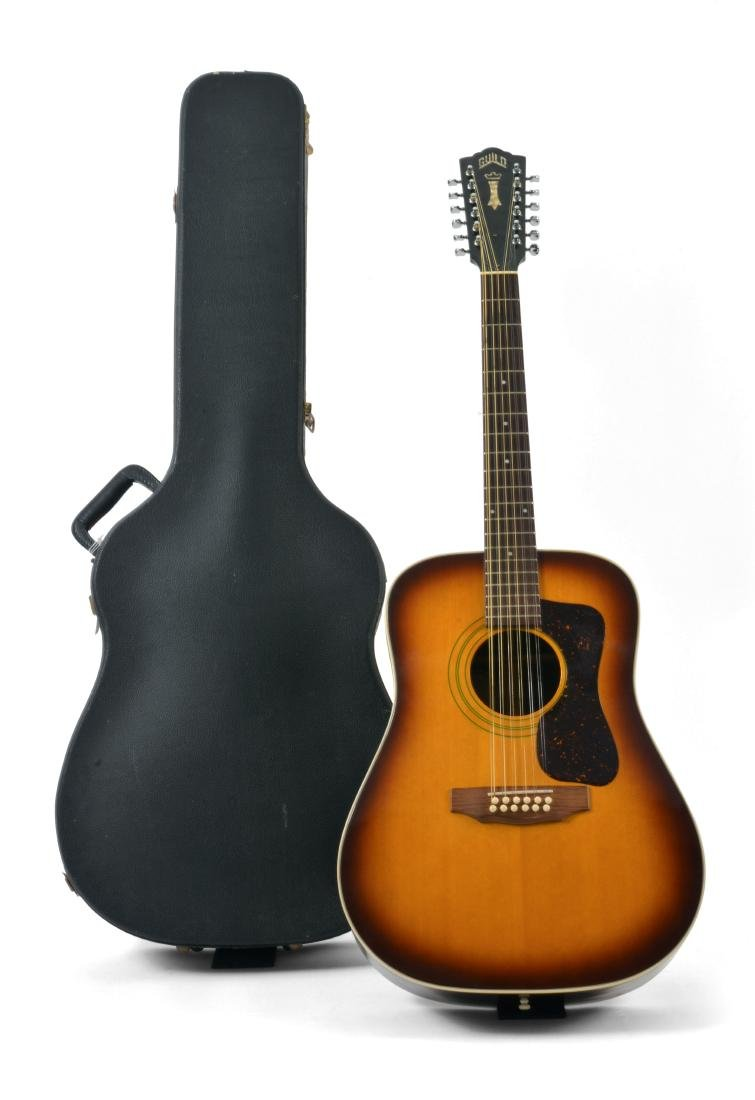 Steve Miller Guild 12-string Guitar - 11