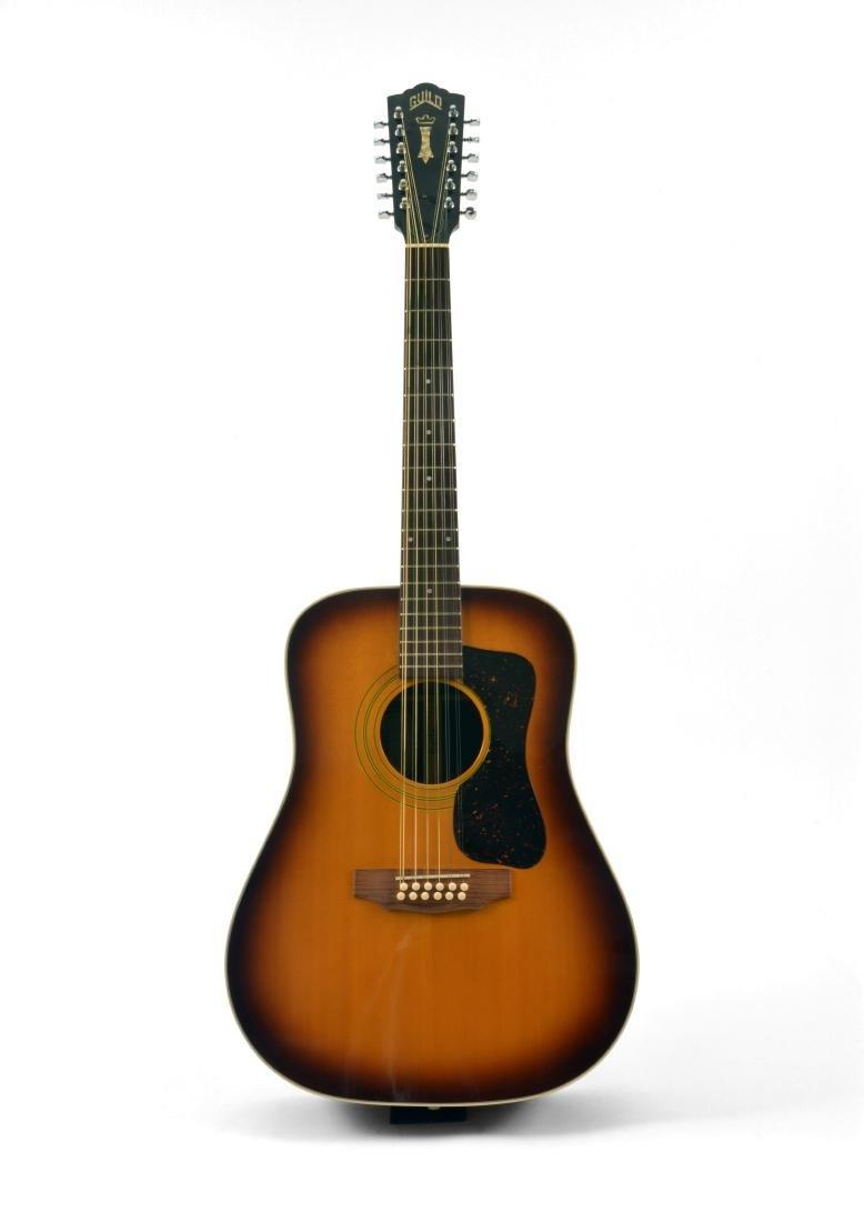 Steve Miller Guild 12-string Guitar