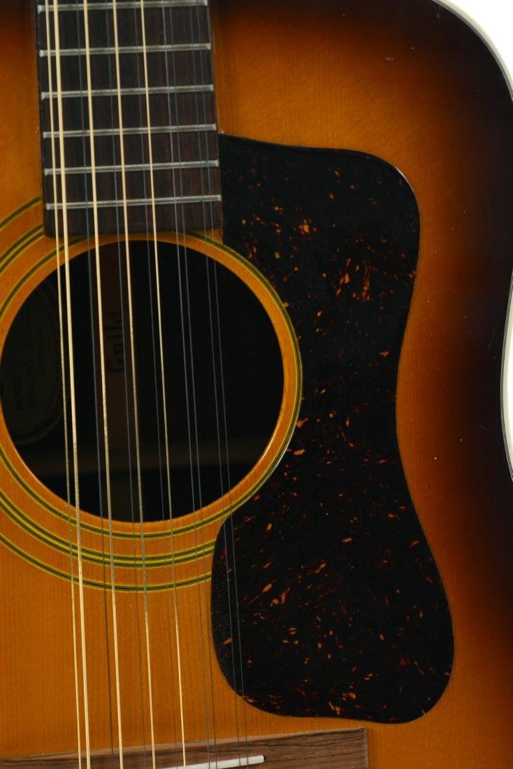 Steve Miller Guild 12-string Guitar - 3