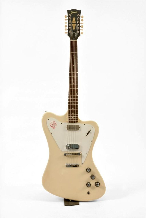 Johnny Winter 12-string Gibson Firebird