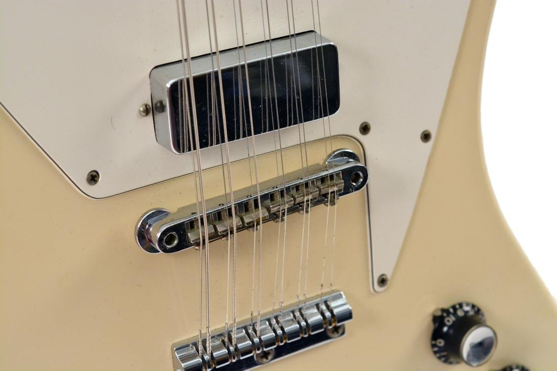 Johnny Winter 12-string Gibson Firebird - 4