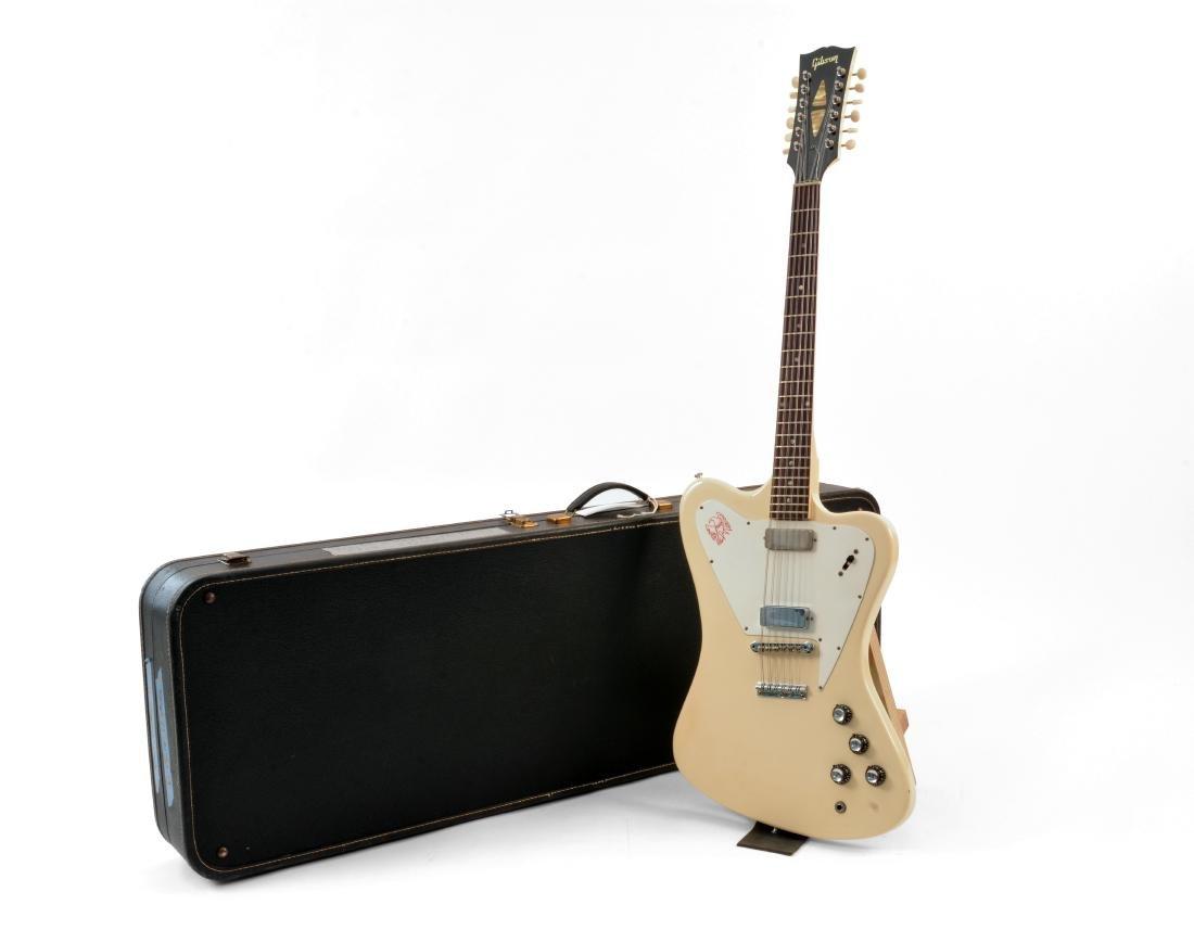 Johnny Winter 12-string Gibson Firebird - 9