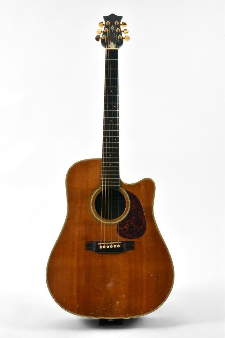 Jerry Garcia Acoustic 1990 Alvarez-Yairi Guitar