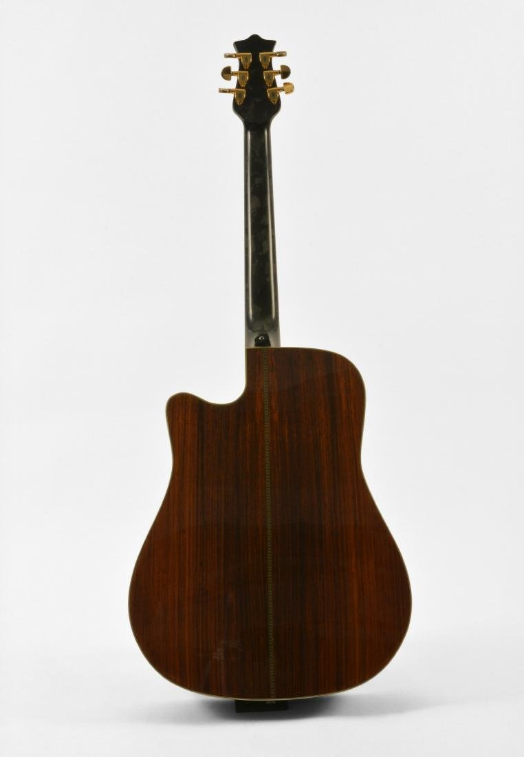 Jerry Garcia Acoustic 1990 Alvarez-Yairi Guitar - 2