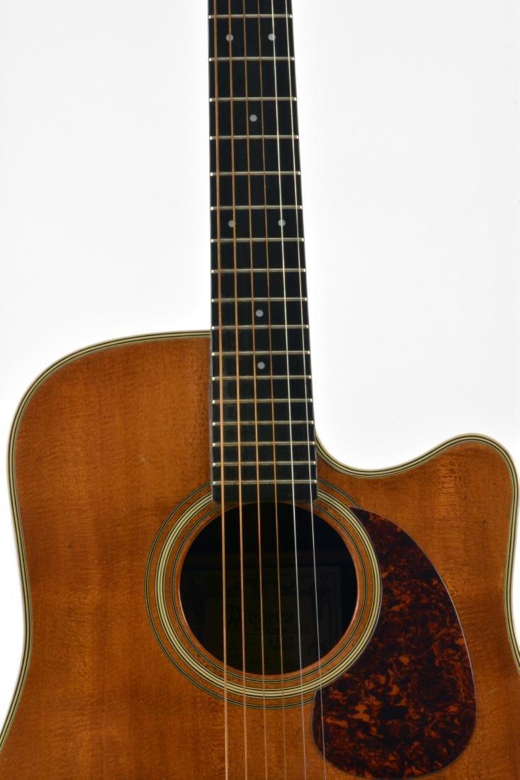 Jerry Garcia Acoustic 1990 Alvarez-Yairi Guitar - 3