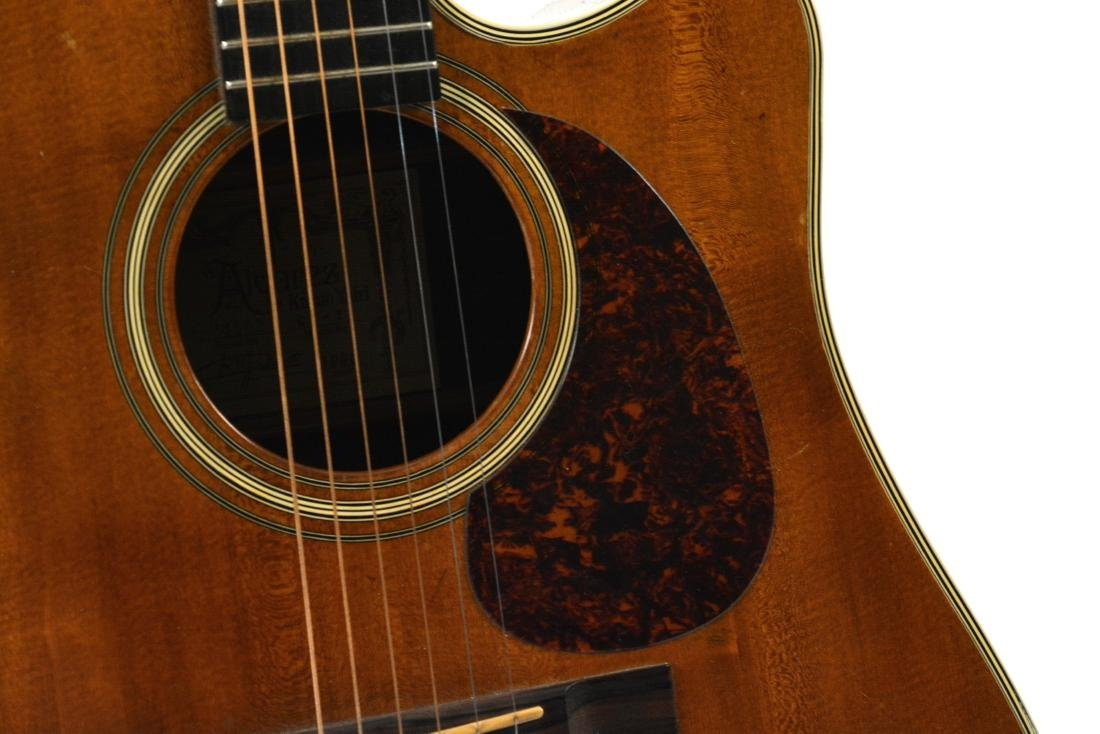 Jerry Garcia Acoustic 1990 Alvarez-Yairi Guitar - 4
