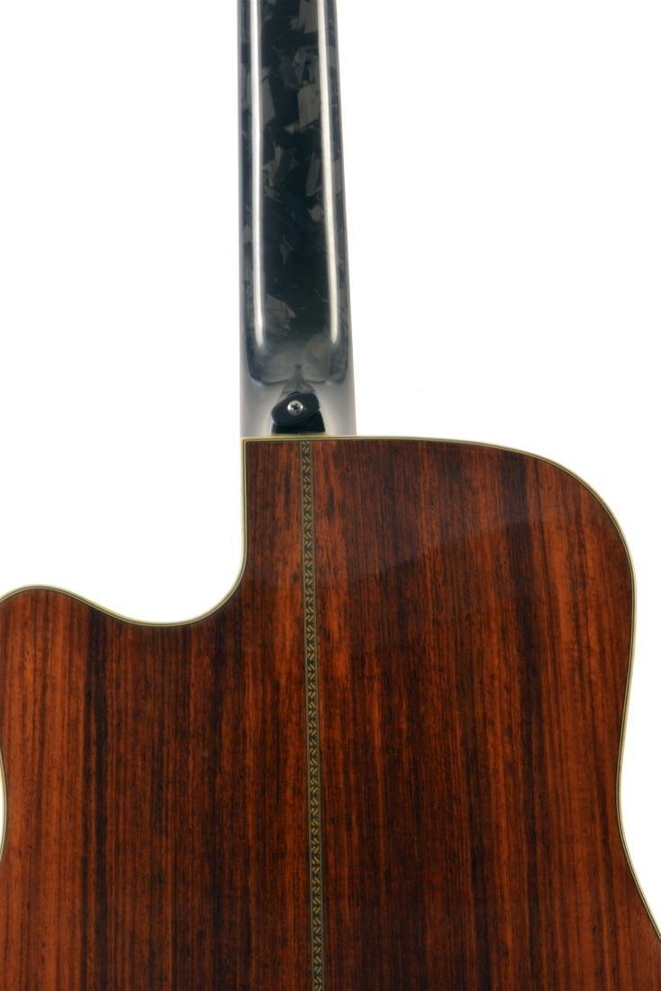 Jerry Garcia Acoustic 1990 Alvarez-Yairi Guitar - 6