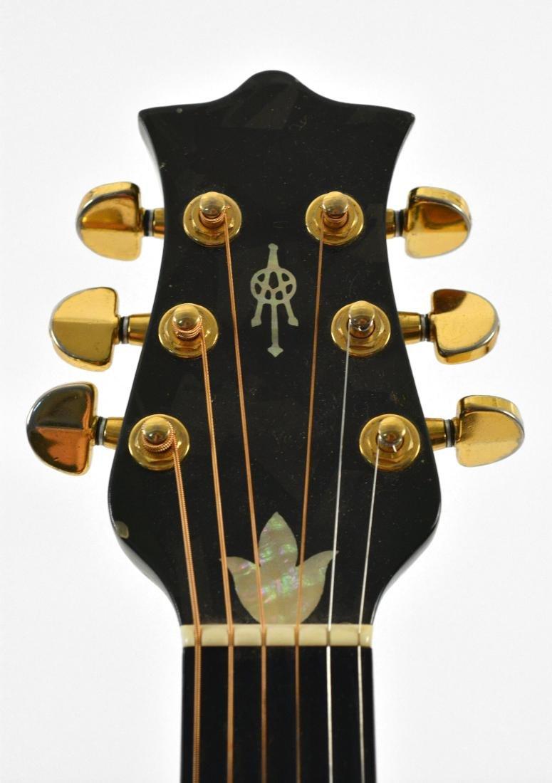 Jerry Garcia Acoustic 1990 Alvarez-Yairi Guitar - 7
