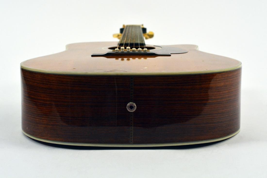 Jerry Garcia Acoustic 1990 Alvarez-Yairi Guitar - 9