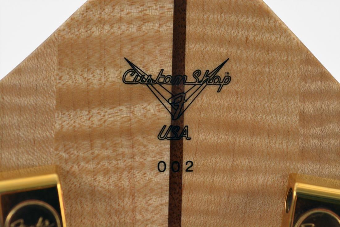 1994 Fender D'Aquisto Blonde Ultra Archtop, #002 - 11