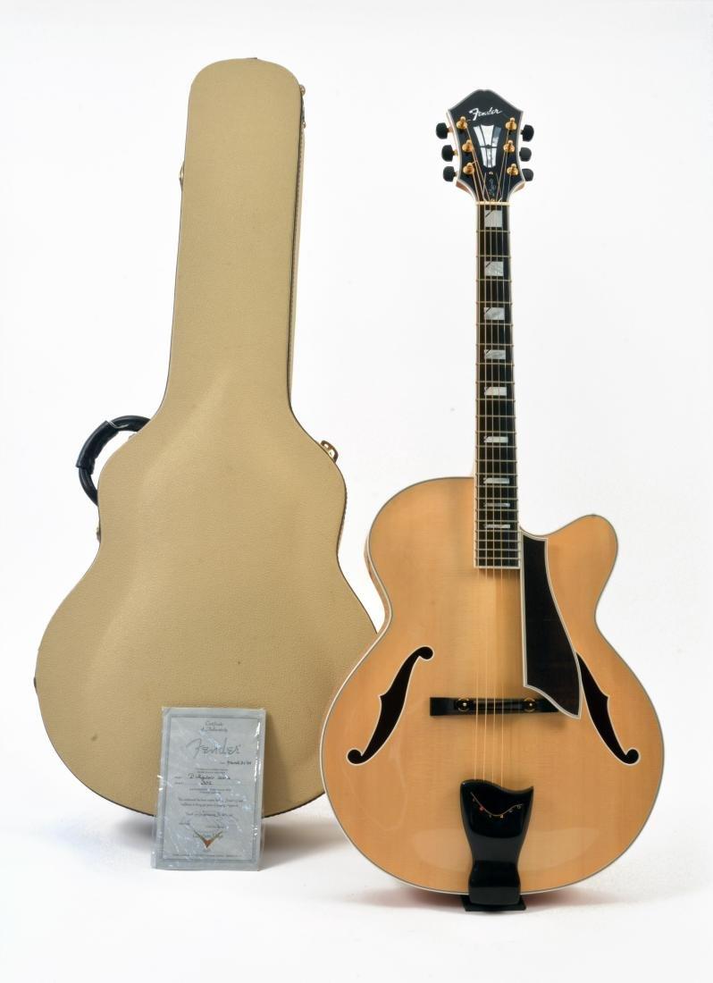 1994 Fender D'Aquisto Blonde Ultra Archtop, #002 - 13