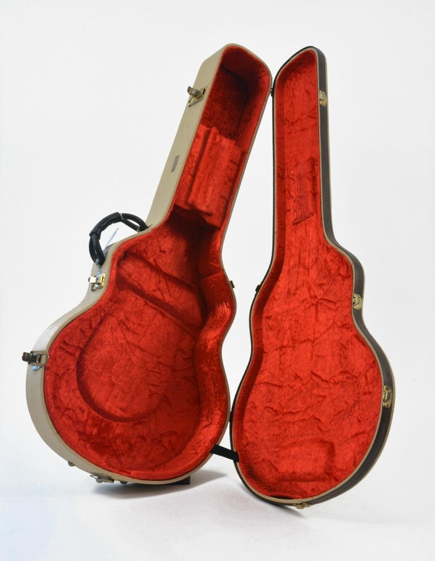 1994 Fender D'Aquisto Blonde Ultra Archtop, #002 - 14