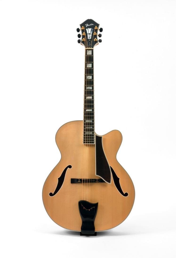 1994 Fender D'Aquisto Blonde Ultra Archtop, #002