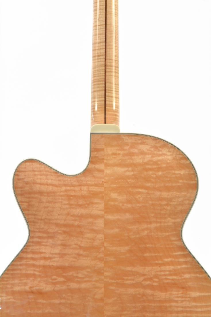 1994 Fender D'Aquisto Blonde Ultra Archtop, #002 - 4