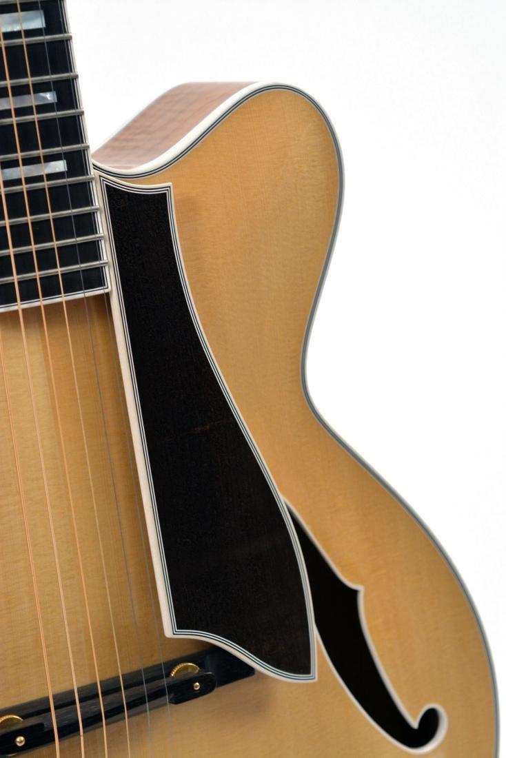 1994 Fender D'Aquisto Blonde Ultra Archtop, #002 - 5