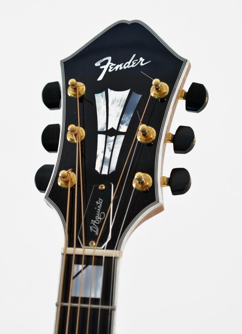 1994 Fender D'Aquisto Blonde Ultra Archtop, #002 - 7
