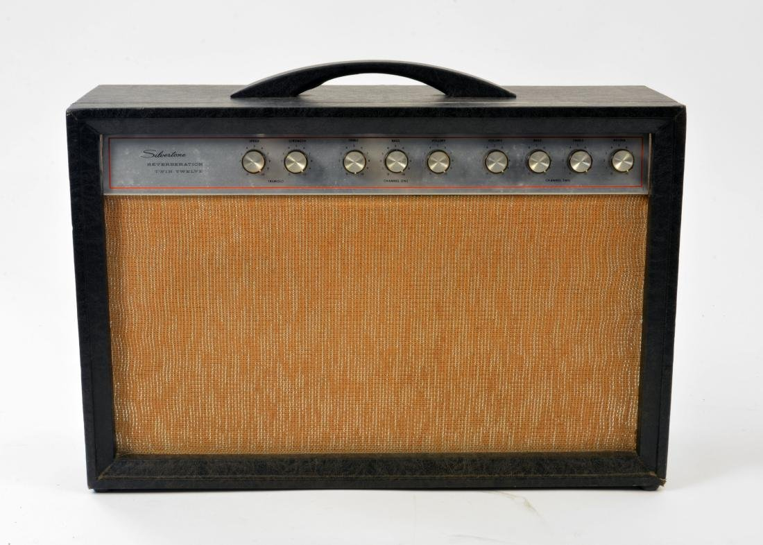 1959 Stratocaster, rare blue sparkle, with amp & more - 15