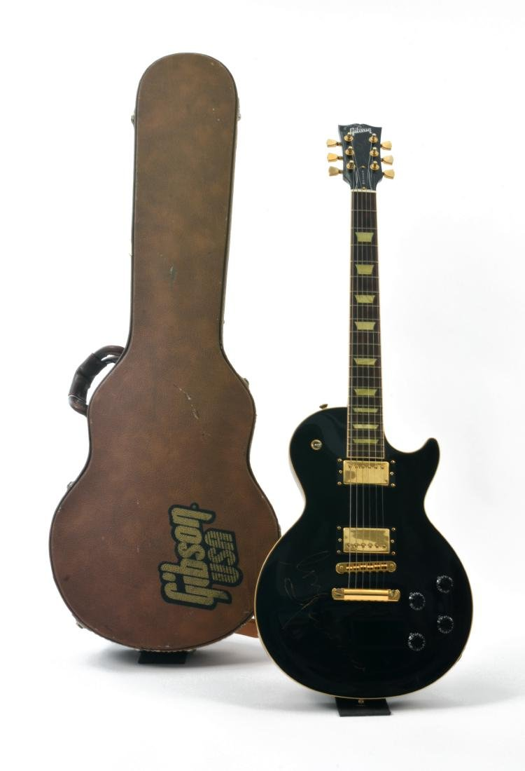 Madonna's First Performance Used Gibson Les Paul - 12
