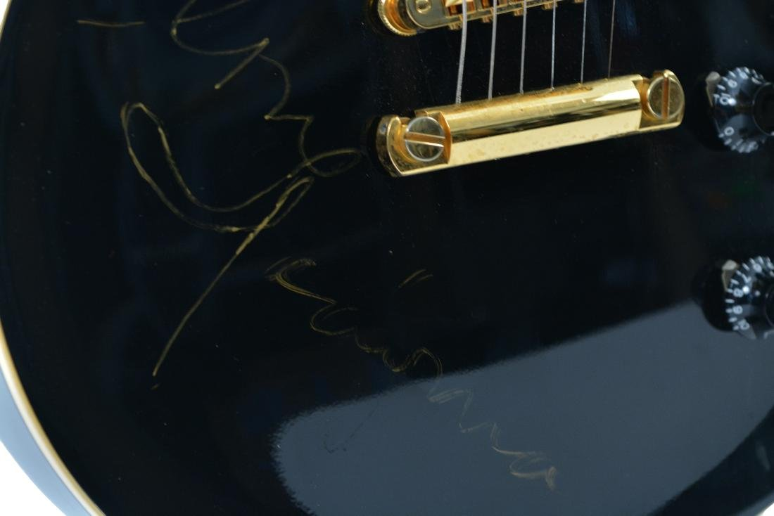 Madonna's First Performance Used Gibson Les Paul - 7
