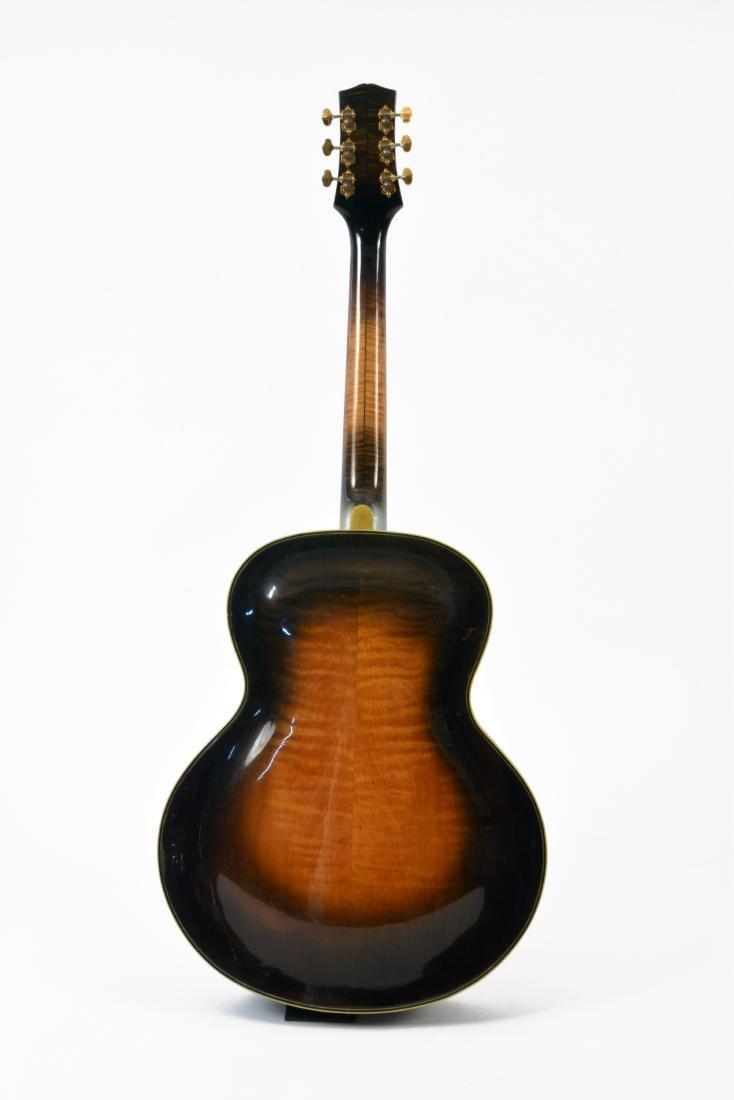 20th c. Unique Antonio Cerrito Archtop Guitar - 2