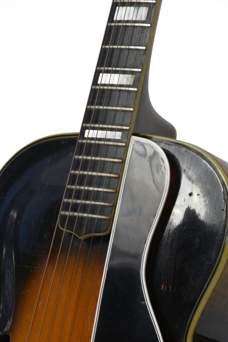 20th c. Unique Antonio Cerrito Archtop Guitar - 3