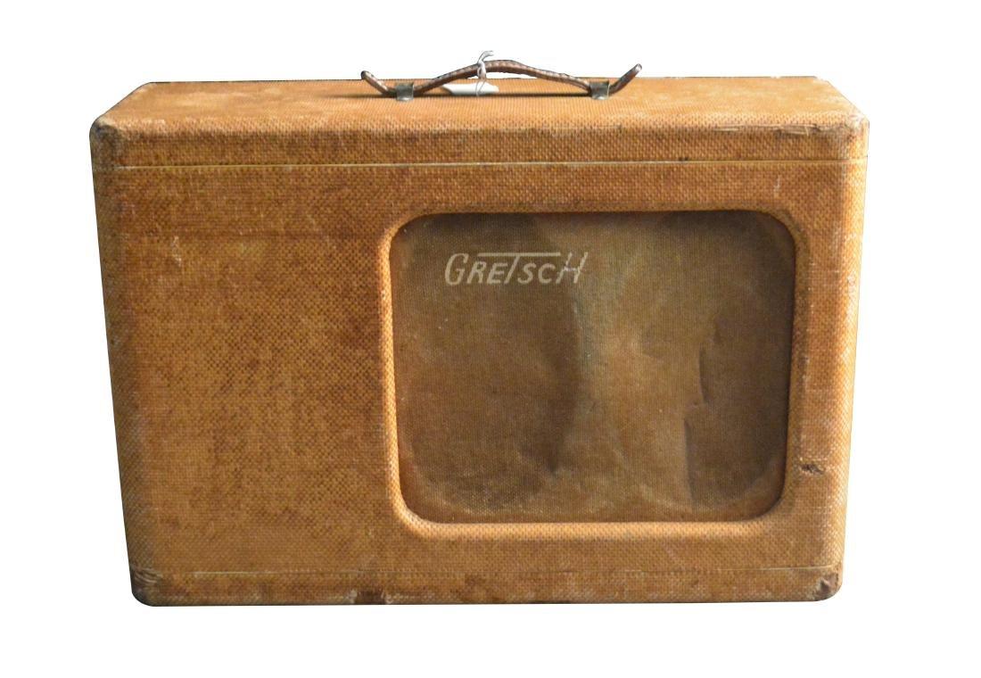 1955 Gretsch Round-Up guitar & 1955 Gretsch tweed amp - 10