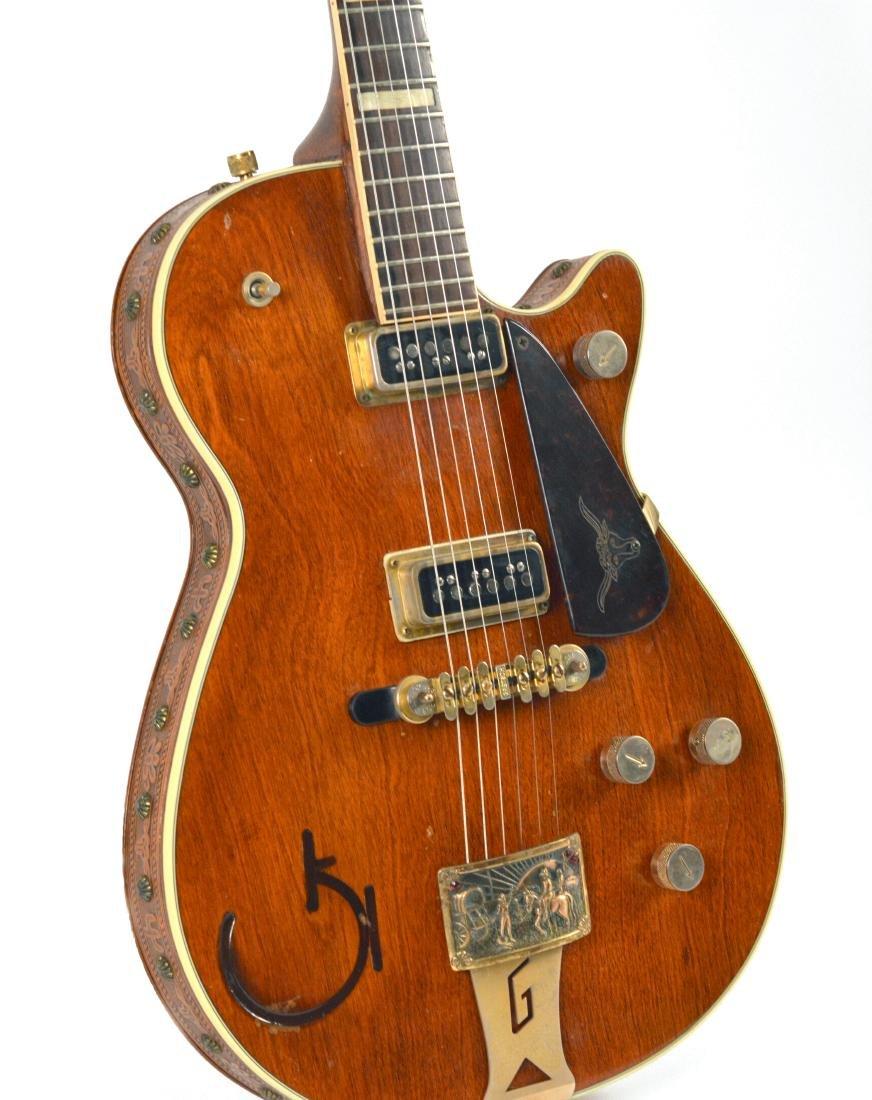 1955 Gretsch Round-Up guitar & 1955 Gretsch tweed amp - 4