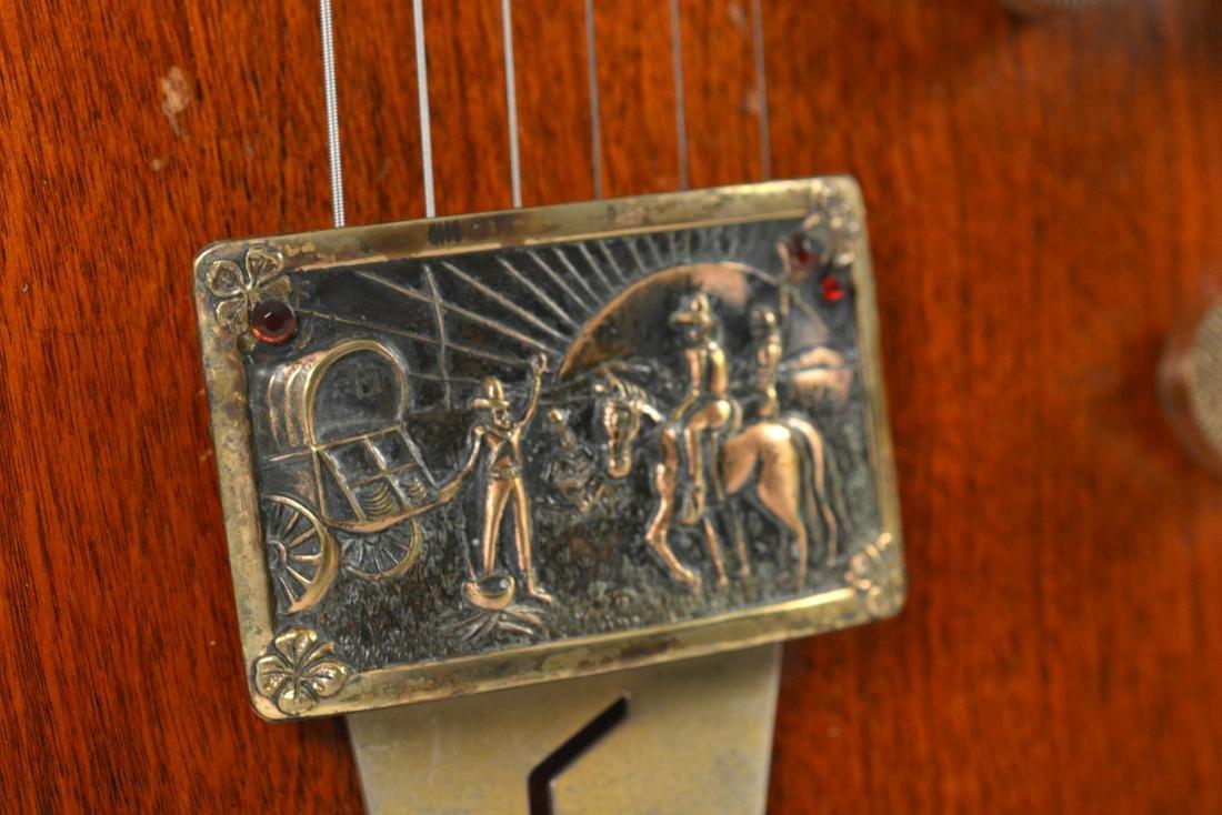 1955 Gretsch Round-Up guitar & 1955 Gretsch tweed amp - 6