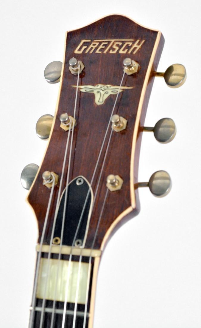 1955 Gretsch Round-Up guitar & 1955 Gretsch tweed amp - 8