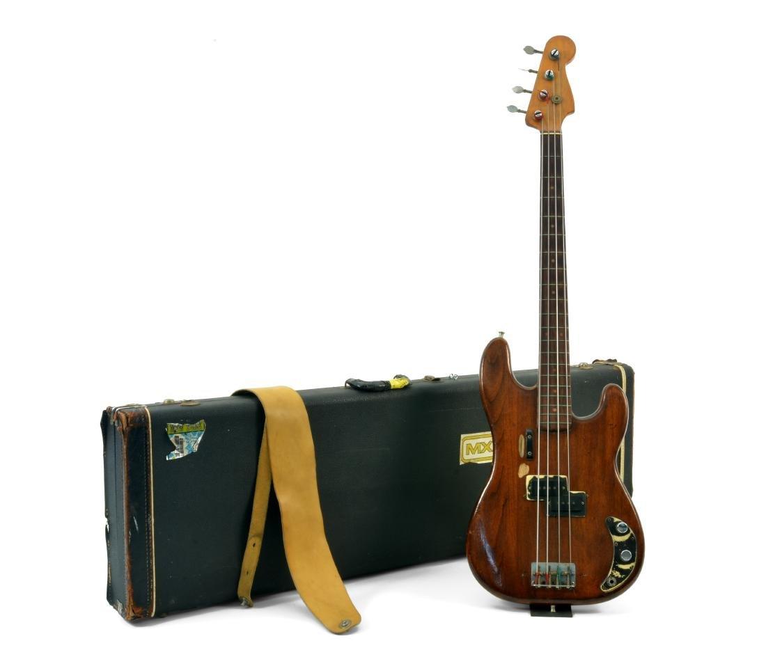 Bruce Springsteen 1963 Fender Precision Bass - 10
