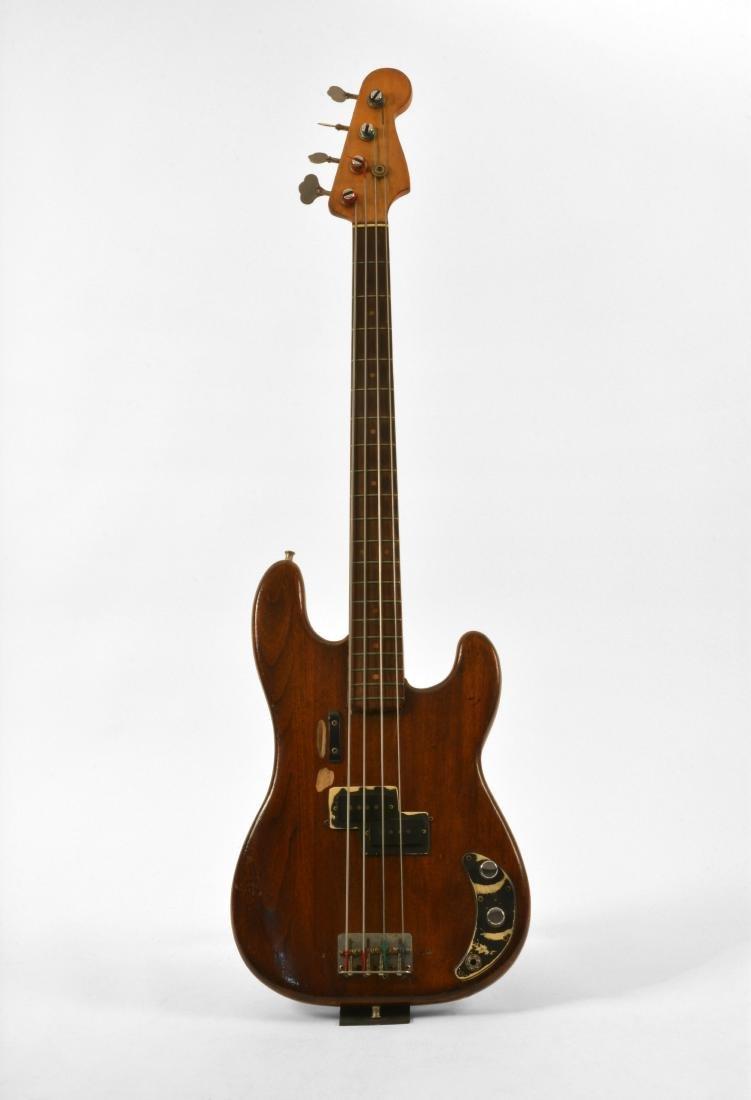 Bruce Springsteen 1963 Fender Precision Bass