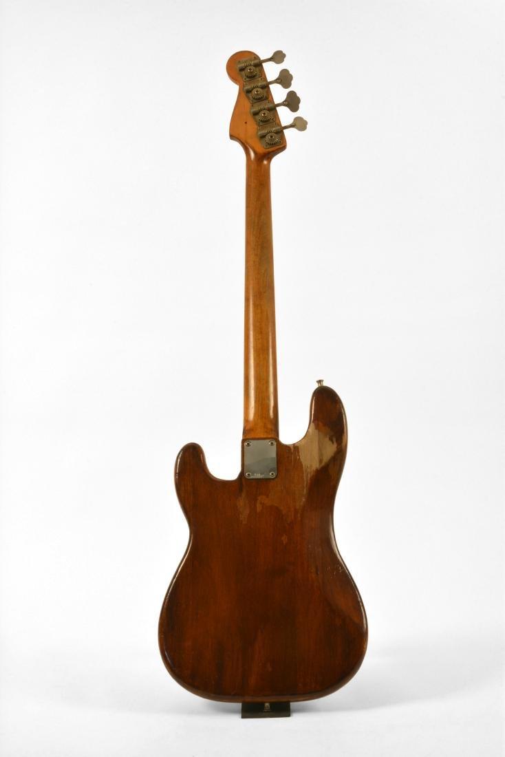 Bruce Springsteen 1963 Fender Precision Bass - 2