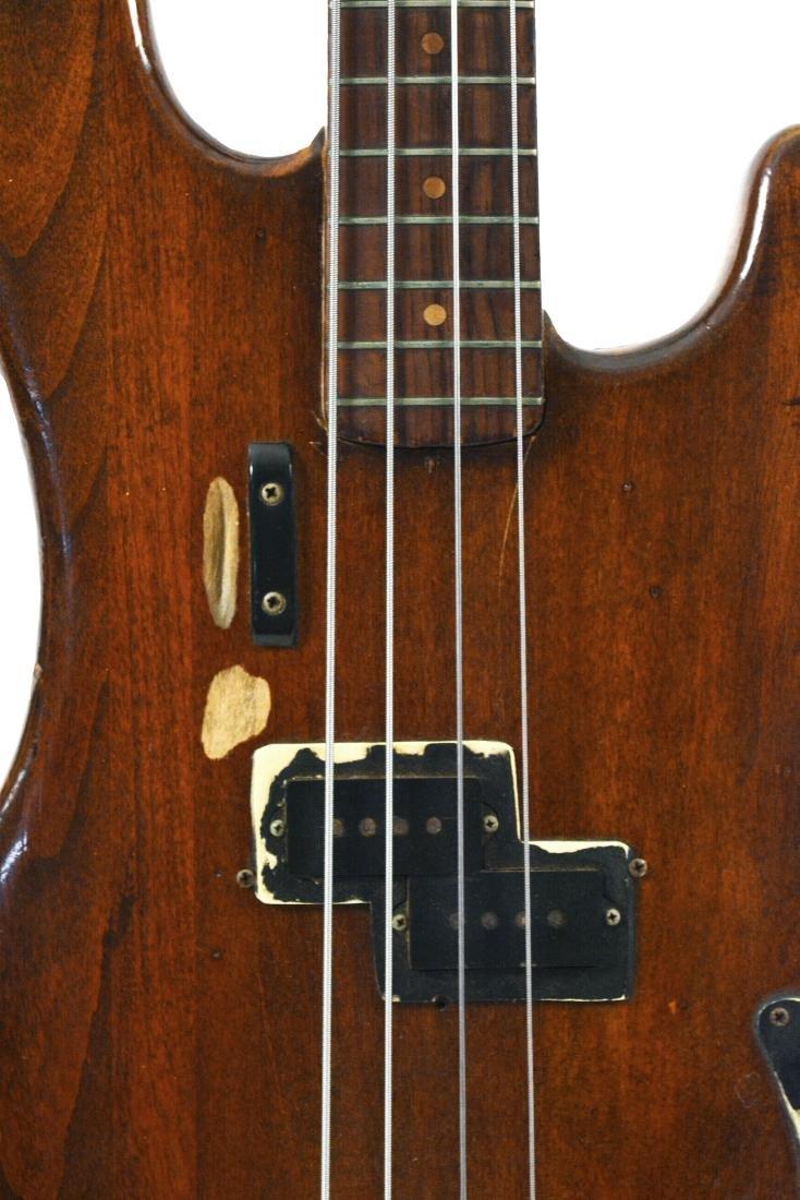 Bruce Springsteen 1963 Fender Precision Bass - 4