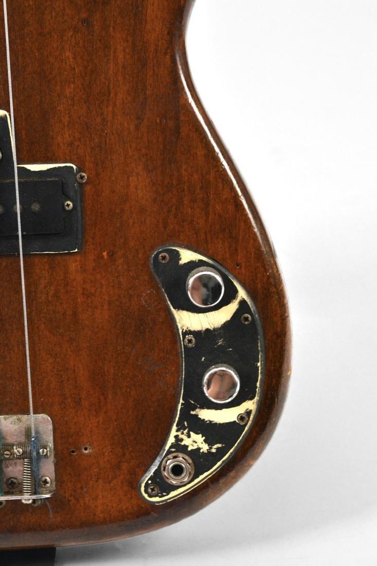 Bruce Springsteen 1963 Fender Precision Bass - 5