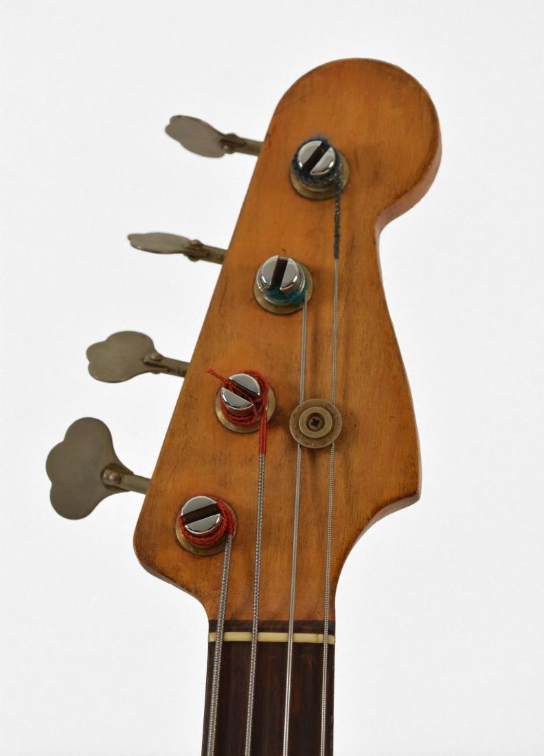 Bruce Springsteen 1963 Fender Precision Bass - 8