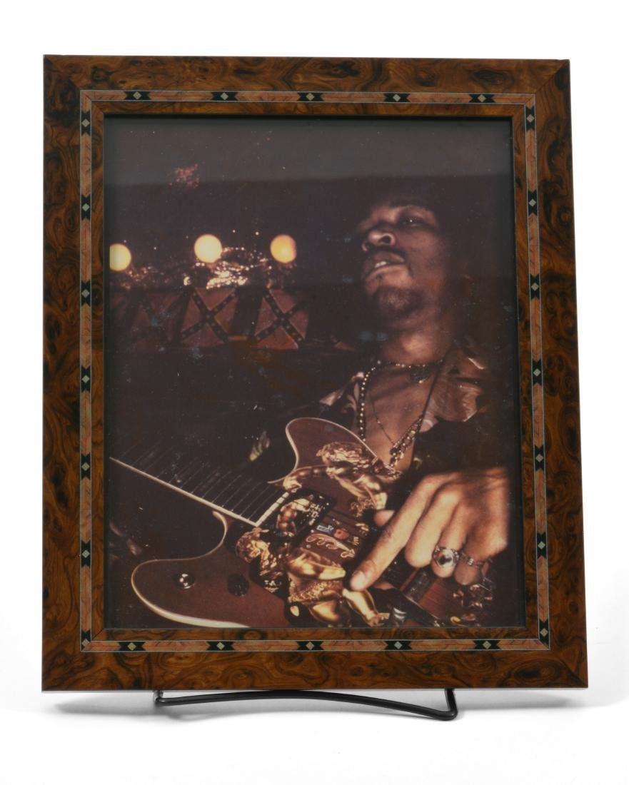 Jimi Hendrix's 1967 Electric Guild Starfire V - 3