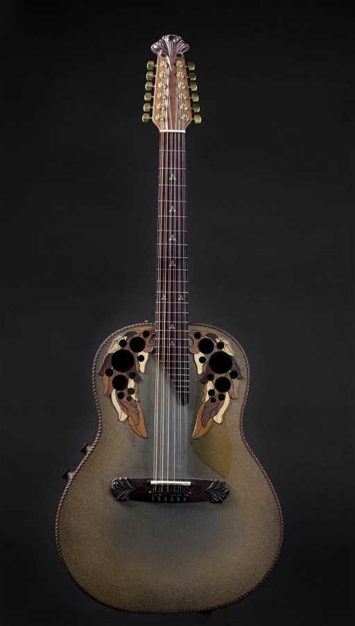 John Denvers 1979 Ovation Adamas 12 String