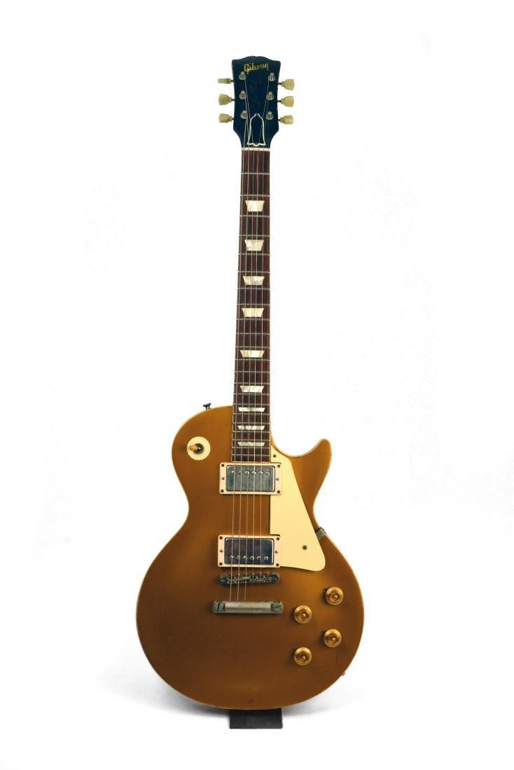 Paul McCartney Modified 1953 Gold Gibson Les Paul