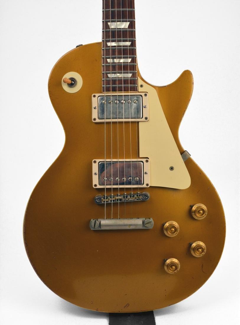 Paul McCartney Modified 1953 Gold Gibson Les Paul - 3