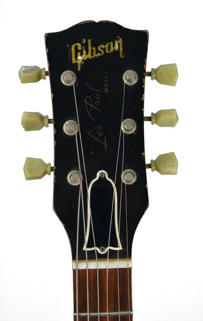 Paul McCartney Modified 1953 Gold Gibson Les Paul - 5