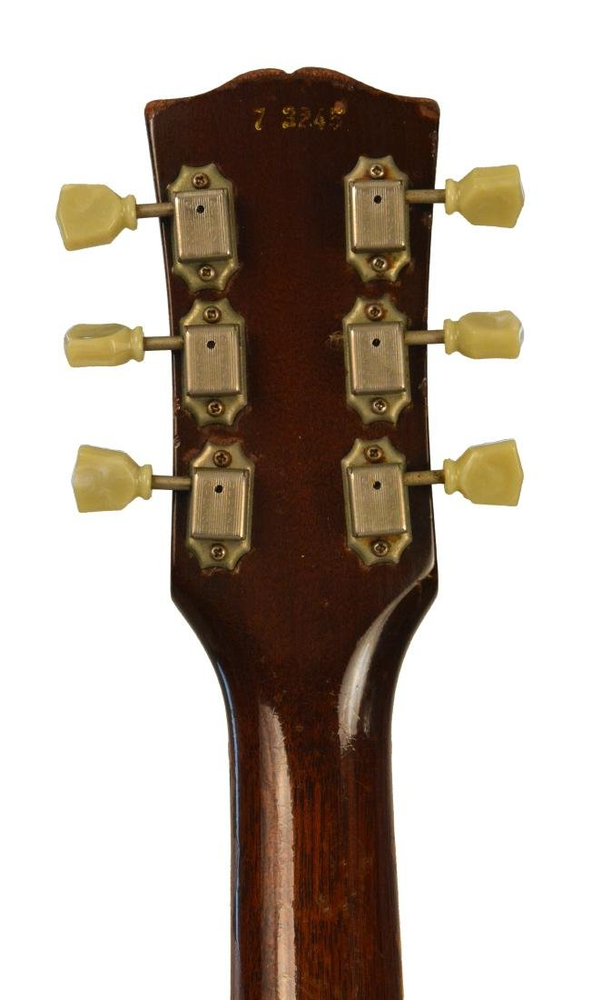 Paul McCartney Modified 1953 Gold Gibson Les Paul - 6