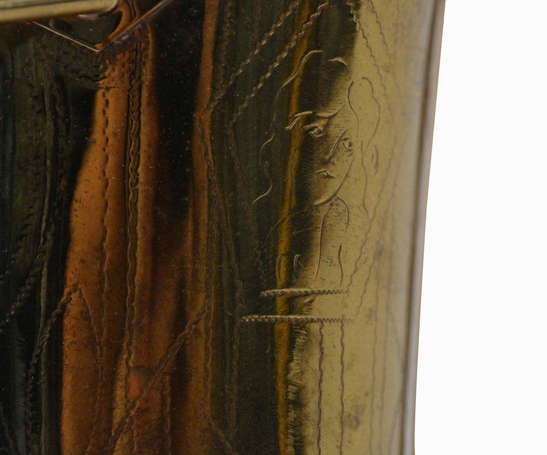 Gerry Mulligan Lacquered Conn Baritone Saxophone #34076 - 10