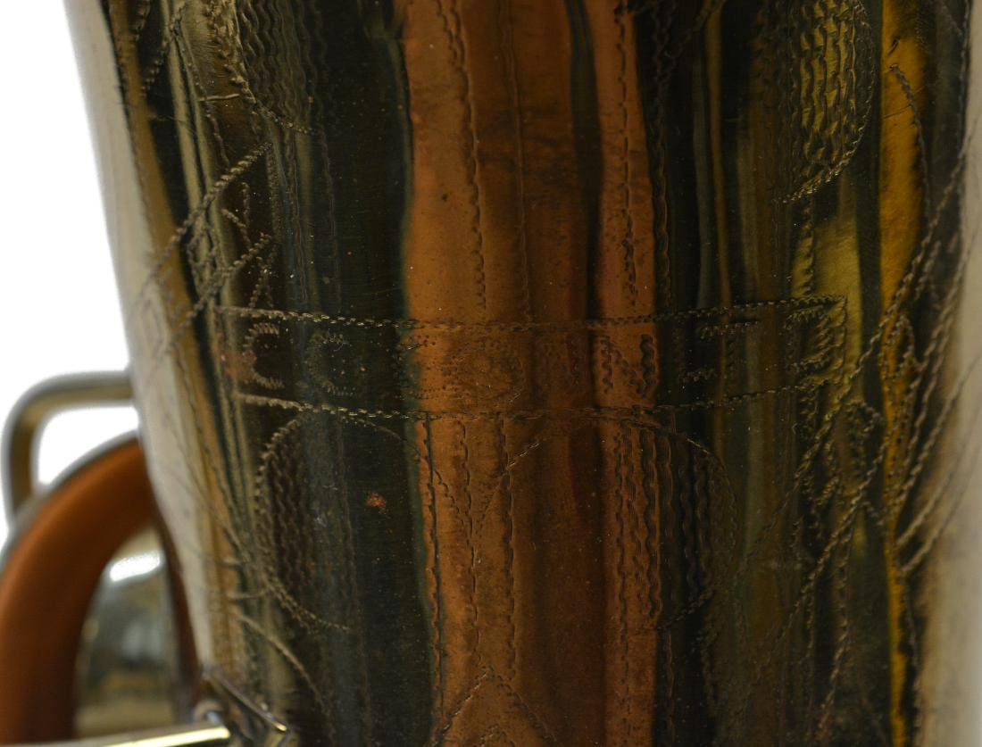 Gerry Mulligan Lacquered Conn Baritone Saxophone #34076 - 11