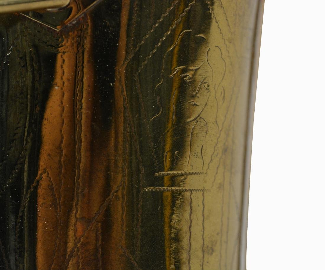 Gerry Mulligan Lacquered Conn Baritone Saxophone #34076 - 12