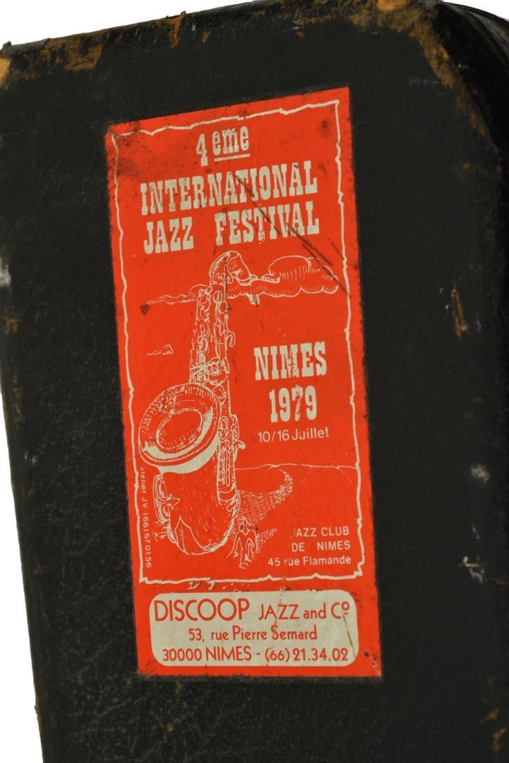 Gerry Mulligan Lacquered Conn Baritone Saxophone #34076 - 16